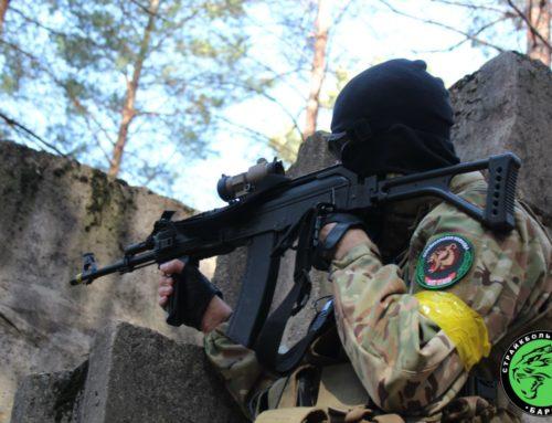 Страйкбол в Минске — это наша профессия!